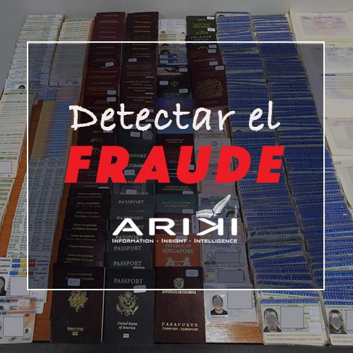 detectar el fraude