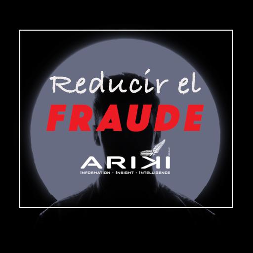 reducir el fraude